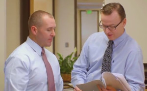 Attorneys Tim Simmen & Chris Moriarty, Encino CA